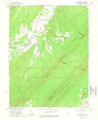 Download a high-resolution, GPS-compatible USGS topo map for Wardensville, WV (1975 edition)