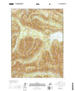 Topo map Craig C-3 SE Alaska