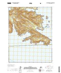 Dixon Tennessee Map.Alaska Topo Map Dixon Entrance C 3 Ne