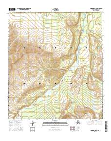Alaska Topo Map Fairbanks A 2 Se