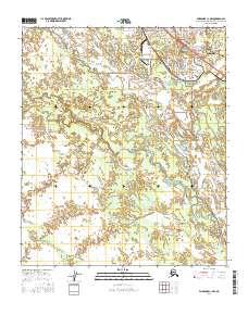 Alaska Topo Map Fairbanks C-1 NW