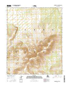 Topo map Melozitna C-4 SW Alaska