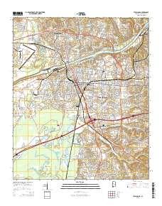 USGS US Topo 75minute map for Tuscaloosa AL 2014 ScienceBase