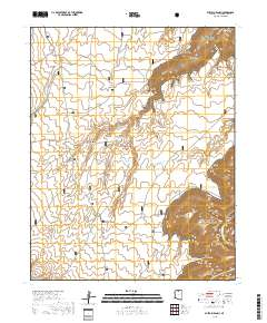 USGS US Topo 7.5-minute map for Buffalo Ranch, AZ 2018 ... Buffalo Map Of Us on us map new york, us map missouri, us map texas, us map ga, us map kansas, us map mn, us map ny, us map ohio, us map md,