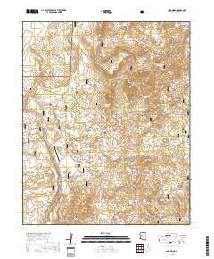USGS US Topo 7.5-minute map for Camp Wood, AZ 2018 - Data.gov Yavapai County Map Of Camp Wood Az on map of la paz county az, map of greenlee county az, map showing counties arizona, mohave county az, map of maricopa county az, map of santa cruz county az, apache county az, map of prescott and prescott valley, map of gila county az, map of cochise county az, map of crow wing county mn, map of columbia county ny, cities in yavapai county az, map of otter tail county mn, map of cheshire county nh, cities in navajo county az, map of york county me, map of pinal county az, map of maricopa county boundaries, cities in pima county az,