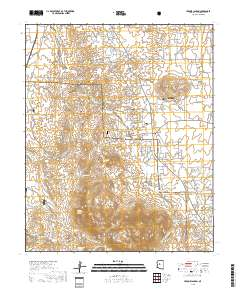 Map Of Arizona Jerome.Usgs Us Topo 7 5 Minute Map For Jerome Canyon Az 2018 Sciencebase