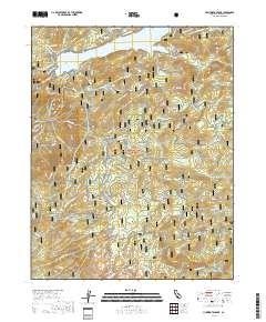 Usgs Us Topo 7 5 Minute Map For Huntington Lake Ca 2018 Data Gov