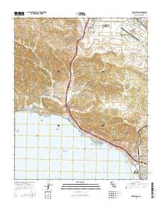 Usgs Us Topo 7 5 Minute Map For Pismo Beach Ca 2015 Sciencebase