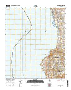 Usgs Us Topo 7 5 Minute Map For Redondo Beach Ca 2015 Sciencebase