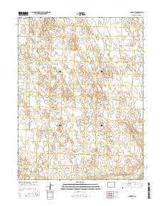 Se Colorado Map.Usgs 1 24 000 Abarr Se Colorado 14 00 Charts And Maps Onc