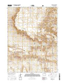 Se Colorado Map.Usgs Us Topo 7 5 Minute Map For Grover Se Co 2016 Sciencebase Catalog