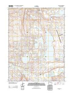 USGS US Topo 7.5-minute map for Loveland, CO 2013 - Data.gov