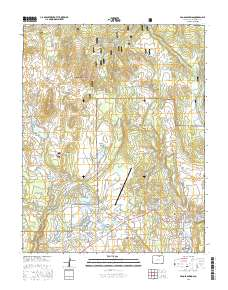 USGS US Topo 7.5-minute map for Pagosa Springs, CO 2016 ...