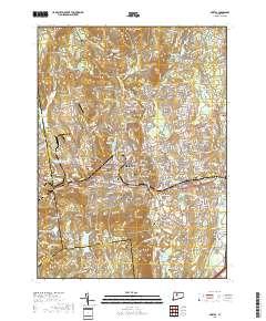 USGS US Topo 7.5-minute map for Bristol, CT 2018 - Data.gov