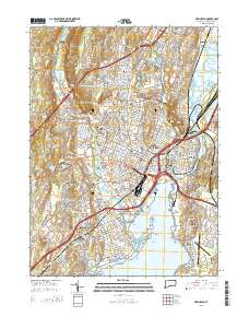 USGS US Topo 7.5-minute map for New Haven, CT 2015 - ScienceBase-Catalog