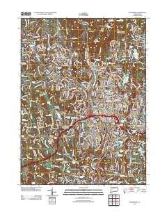 USGS US Topo 7.5-minute map for Waterbury, CT 2012 - ScienceBase-Catalog