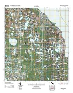 Usgs Us Topo 7 5 Minute Map For Crescent City Fl 2012 Sciencebase