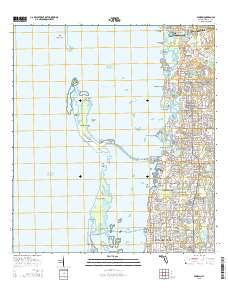 Map Of Dunedin Florida.Usgs Us Topo 7 5 Minute Map For Dunedin Fl 2015 Sciencebase Catalog