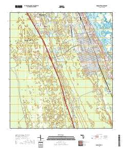 Edgewater Florida Map.Usgs Us Topo 7 5 Minute Map For Edgewater Fl 2018 Sciencebase Catalog