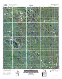 Kenansville Florida Map.Usgs Us Topo 7 5 Minute Map For Kenansville Sw Fl 2012