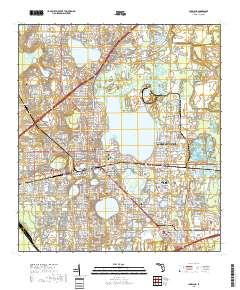 USGS US Topo 7.5 minute map for Lakeland, FL 2018   ScienceBase