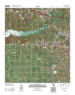 Midway Florida Map.Usgs Us Topo 7 5 Minute Map For Midway Fl 2012 Sciencebase Catalog