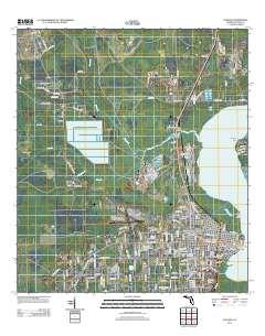 Palatka Florida Map.Usgs Us Topo 7 5 Minute Map For Palatka Fl 2012 Sciencebase Catalog