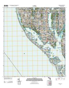 Seminole Florida Map.Usgs Us Topo 7 5 Minute Map For Seminole Fl 2012 Sciencebase Catalog
