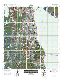 Usgs Us Topo 7 5 Minute Map For Titusville Fl 2012 Sciencebase