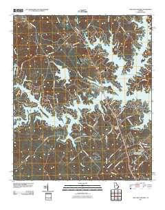 USGS US Topo 7.5-minute map for Lake Sinclair West, GA 2011 ... Topo Map Of Lake Sinclair on vintage topo map, united states topo map, cedar creek topo map, lake sinclair georgia map, oconee national forest topo map, ga power lake sinclair map, lake sinclair history,
