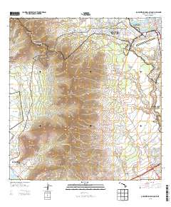 USGS US Topo 75minute map for Schofield Barracks HI 2013
