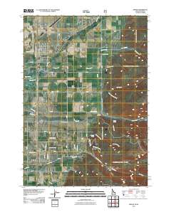 Usgs Us Topo 7 5 Minute Map For Driggs Id Wy 2011 Sciencebase Catalog
