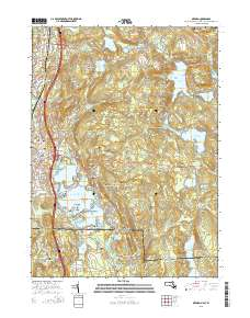 USGS US Topo 7.5-minute map for Oxford, MA-CT-RI 2015 - ScienceBase ...