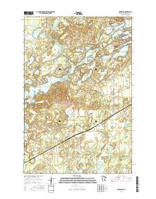 USGS US Topo 75minute map for Riverton MN 2016 ScienceBaseCatalog