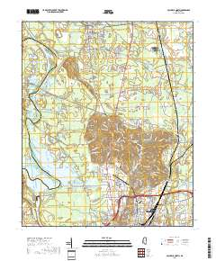 Usgs Us Topo 75 Minute Map For Columbus North Ms 2018 - Us-map-ms
