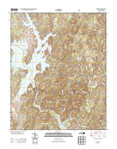 USGS US Topo 7 5-minute map for Badin, NC 2013 - ScienceBase