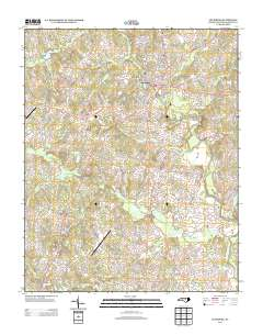 Usgs Us Topo 7 5 Minute Map For Louisburg Nc 2013 Sciencebase Catalog