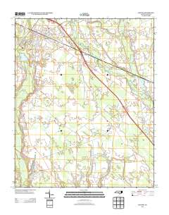 Maxton Nc Map.Usgs Us Topo 7 5 Minute Map For Maxton Nc 2013 Sciencebase Catalog
