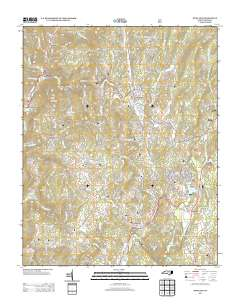 Usgs Us Topo 7 5 Minute Map For Newland Nc 2013 Sciencebase Catalog