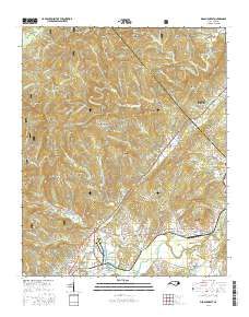 Pisgah Forest Nc Map.Usgs Us Topo 7 5 Minute Map For Pisgah Forest Nc 2016 Sciencebase