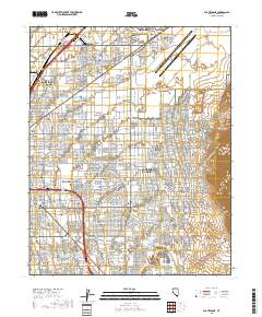 usgs us topo 7 5 minute map for las vegas ne nv 2018 data gov usgs us topo 7 5 minute map for las