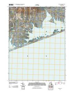 Map Of Quogue New York.Usgs Us Topo 7 5 Minute Map For Quogue Ny 2011 Sciencebase Catalog