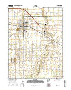 USGS US Topo 7.5-minute map for Delphos, OH 2016 ... Map Of Delphos on map of chesterland, map of chanute, map of fairborn, map of geneva on the lake, map of auglaize county, map of west carrollton, map of grandview heights, map of elyria, map of tiffin, map of canal fulton, map of celina, map of elgin, map of piqua, map of huber heights, map of chicago heights, map of holgate, map of canal winchester, map of oak hill, map of lima, map of wauseon,