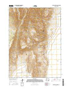 Usgs 1 24 000 Alvord Hot Springs Oregon 14 00 Charts And Maps