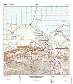 USGS US Topo 75minute map for Bayamn PR 2013 ScienceBaseCatalog