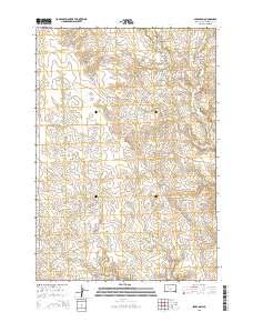 USGS US Topo 7 5-minute map for Sears Dam, SD 2015 - ScienceBase-Catalog