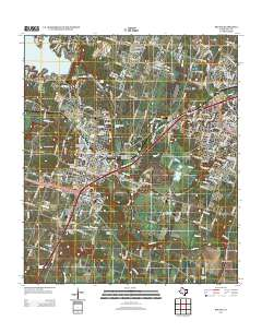 USGS US Topo 7 5-minute map for Belton, TX 2012 - ScienceBase-Catalog