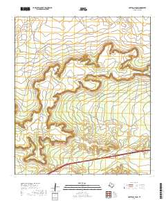 USGS US Topo 7.5-minute map for Bootleg Canyon, TX 2019 ... Canyon Texas Map on government canyon state park trail map, canyon utah map, wamplers lake michigan map, amarillo canyon map, montgomery county tx zip code map, the canyons of ancients map, canyon california map, palo duro canyon map, canyon tx,