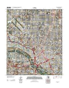 Usgs Us Topo 7 5 Minute Map For Dallas Tx 2012 Sciencebase Catalog