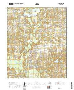 Map Of Quitman Tx.Usgs Us Topo 7 5 Minute Map For Quitman Tx 2019 Data Gov